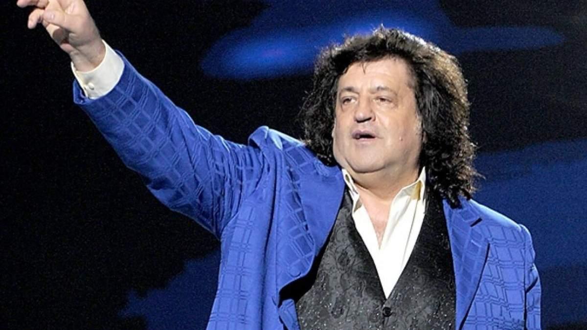 Известный певец Иво Бобул решил идти в президенты Украины