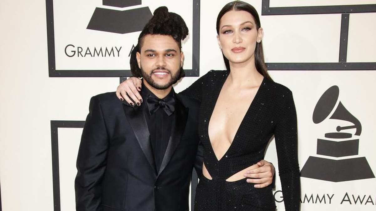 Экс-влюбленных Беллу Хадид и The Weeknd поймали на свидании в Париже: фото