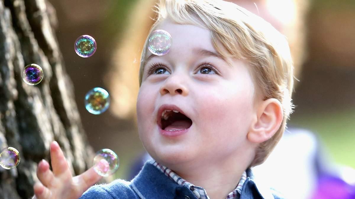 Принцу Джорджу – 6 років: як підростає спадкоємець престолу у милих фотографіях