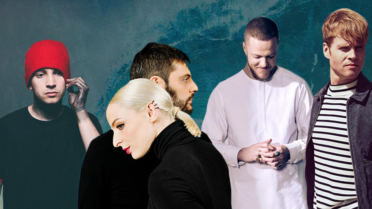 Музыка июля 2018: слушать онлайн новинки музыки 2018