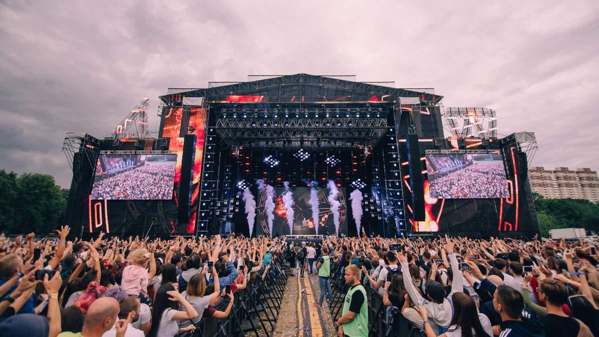 Головний хедлайнер Atlas Weekend – незабутні враження і емоції: що запам'яталося