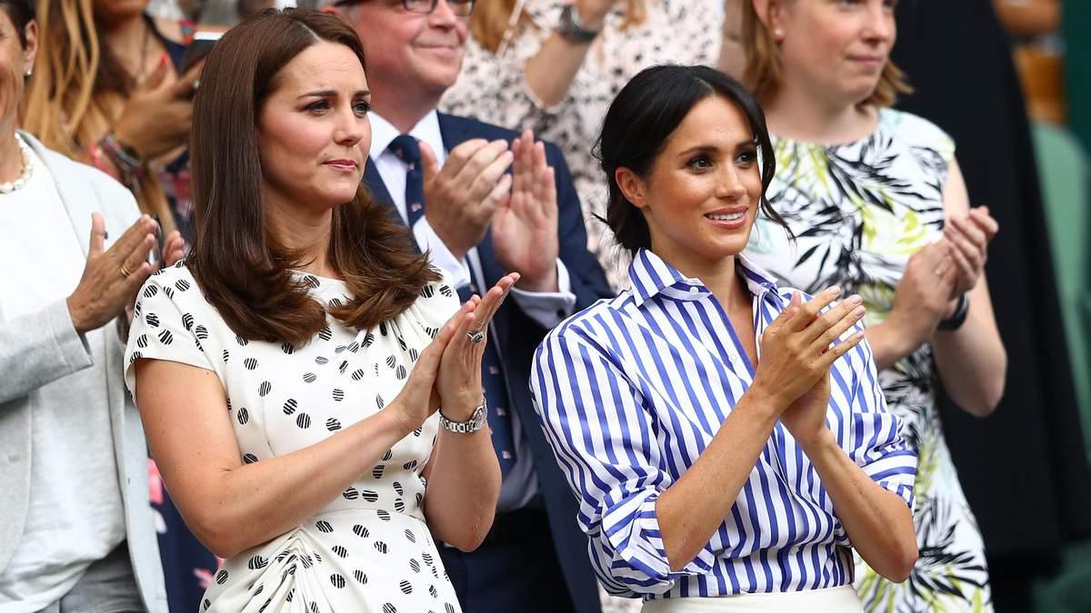 Меган Маркл і Кейт Міддлтон – найстильніші британки 2018 року