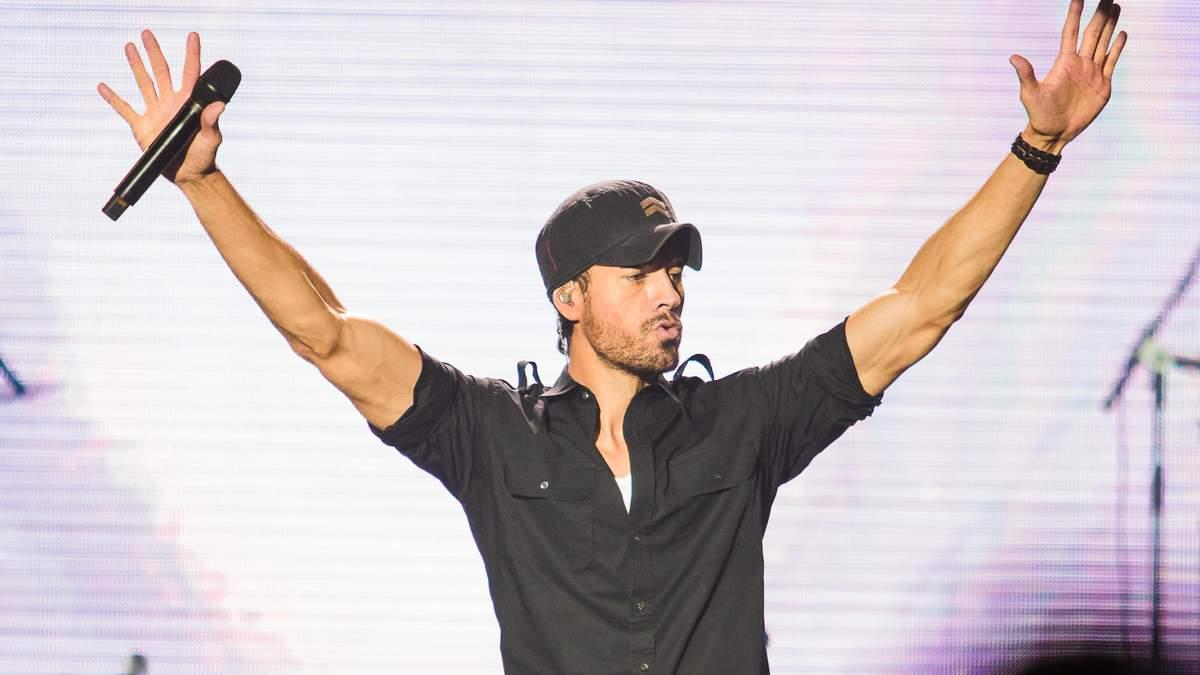 Энрике Иглесиас концерт в Украине 2018 - дата и билеты