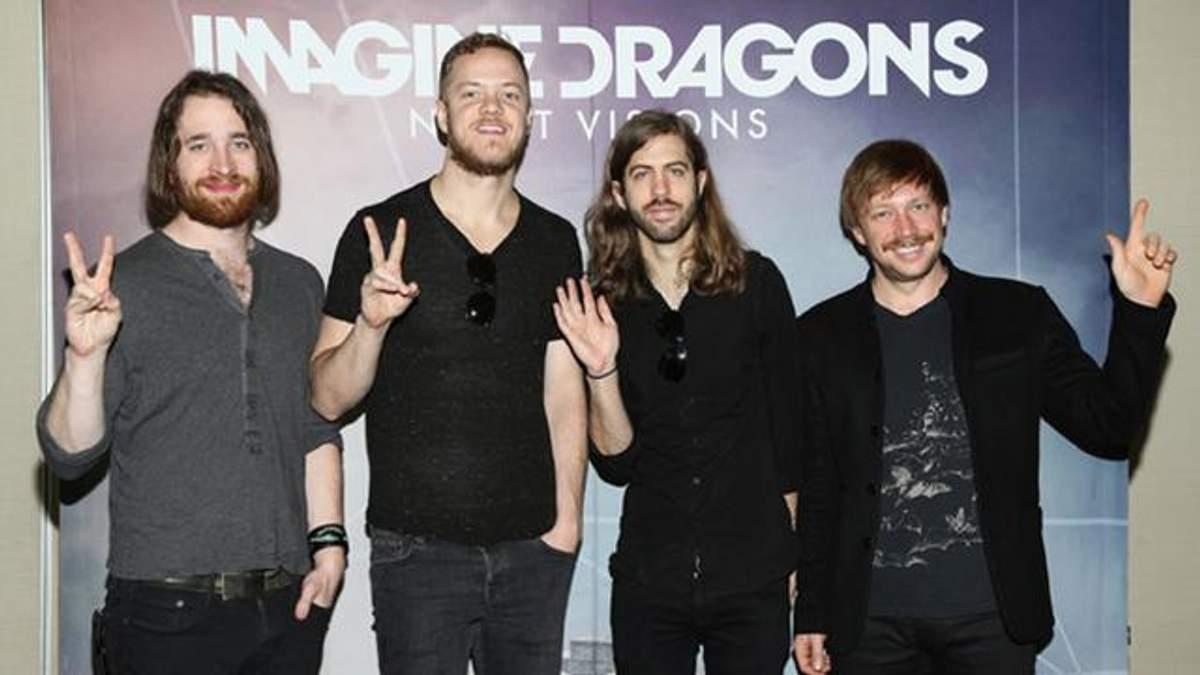 Шахраї масово продають підроблені квитки на концерт Imagine Dragons в Києві: фотодоказ