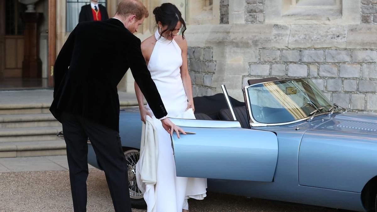 Весільна машина як в принца Гаррі і Меган Маркл надійде в продаж