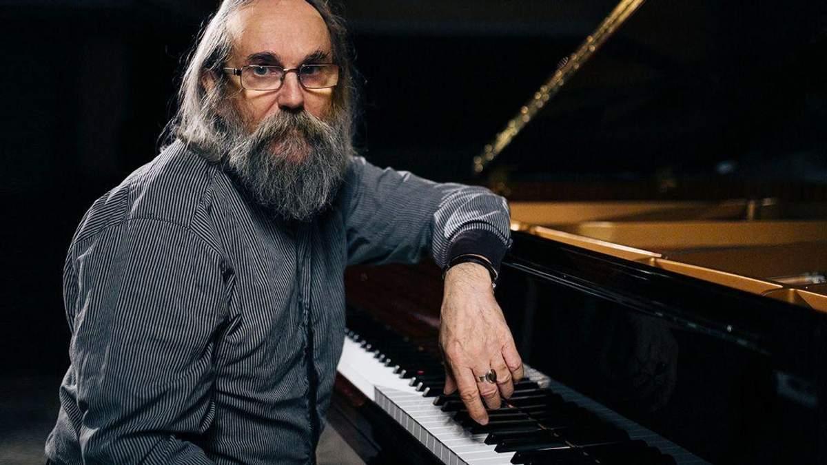 Самый быстрый пианист планеты Любомир Мельник отпразднует 70-летие на сцене в Киеве