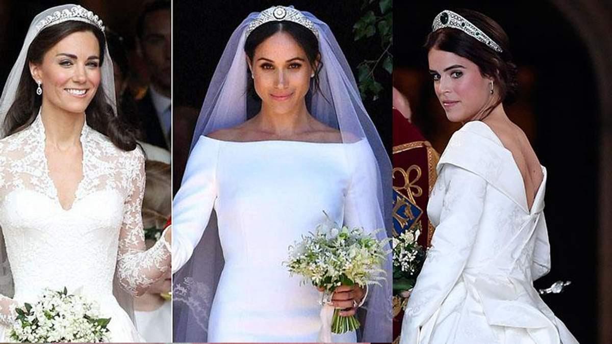 Свадьба принцессы Евгении – чье платье лучше