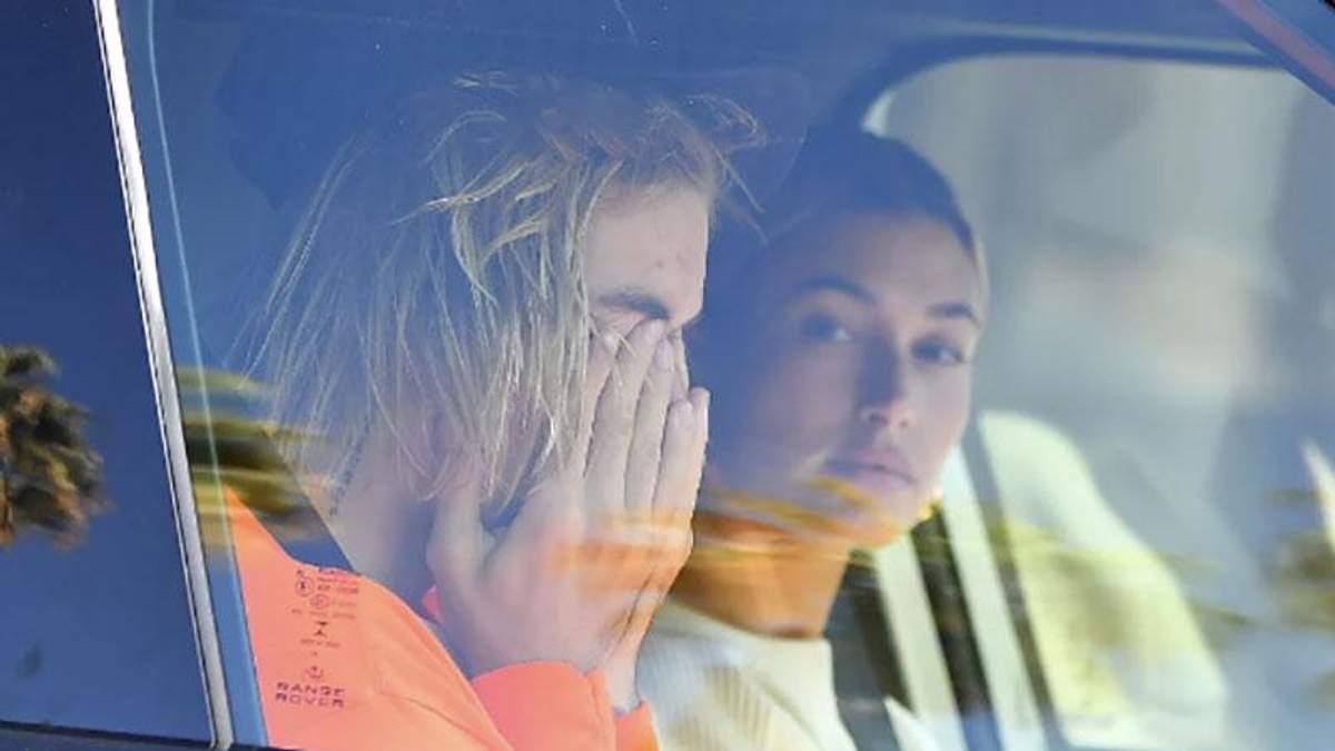 Джастин Бибер не сдержал слезы от новости о госпитализации Селены Гомес: трогательное видео