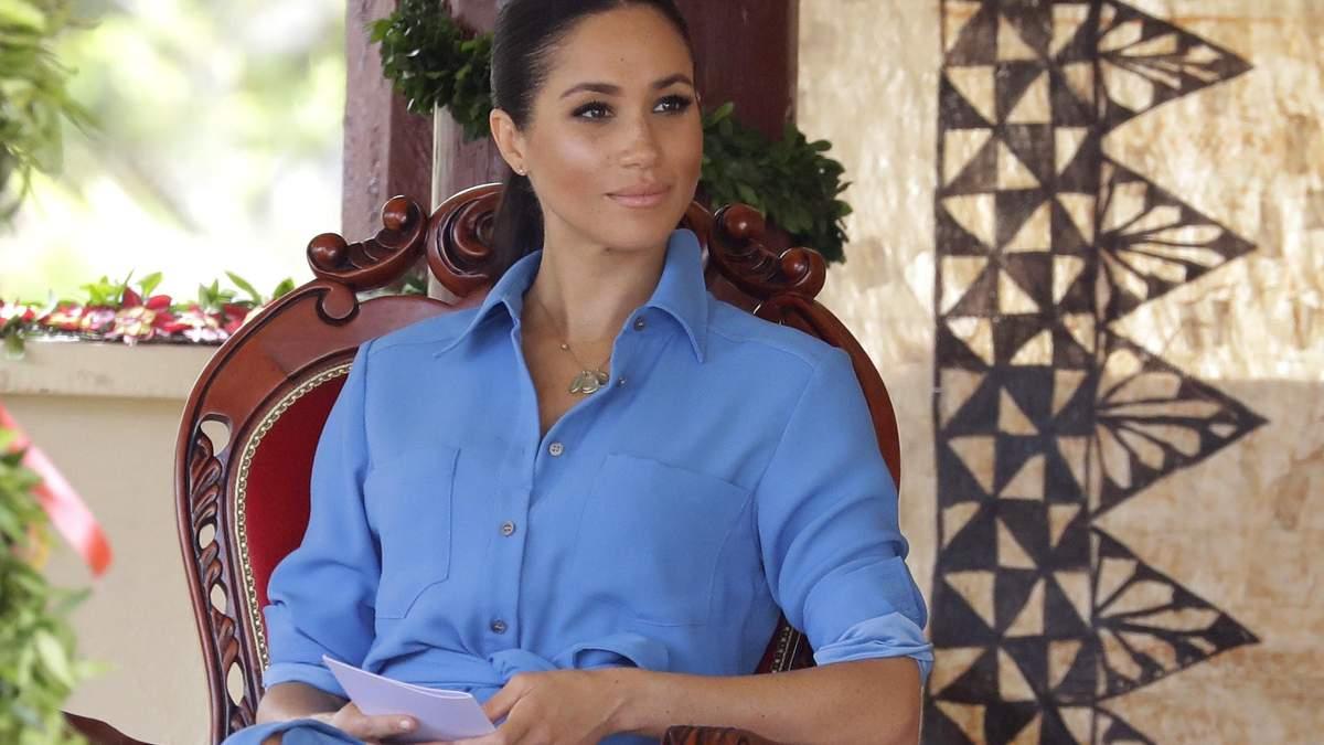 Батько Меган Маркл готовий судитися з королівською сім'єю через дитину герцогині