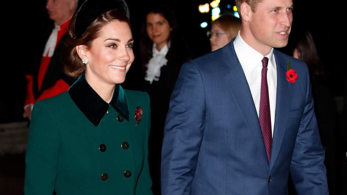 Кейт Міддлтон і принц Вільям