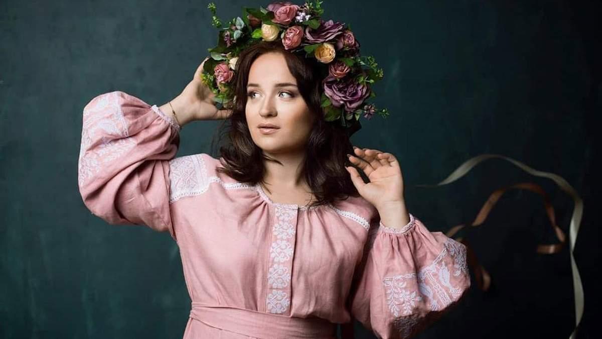 """Переможниця """"Голосу країни"""" Олена Луценко представила перший кліп про Україну: промовисте відео"""