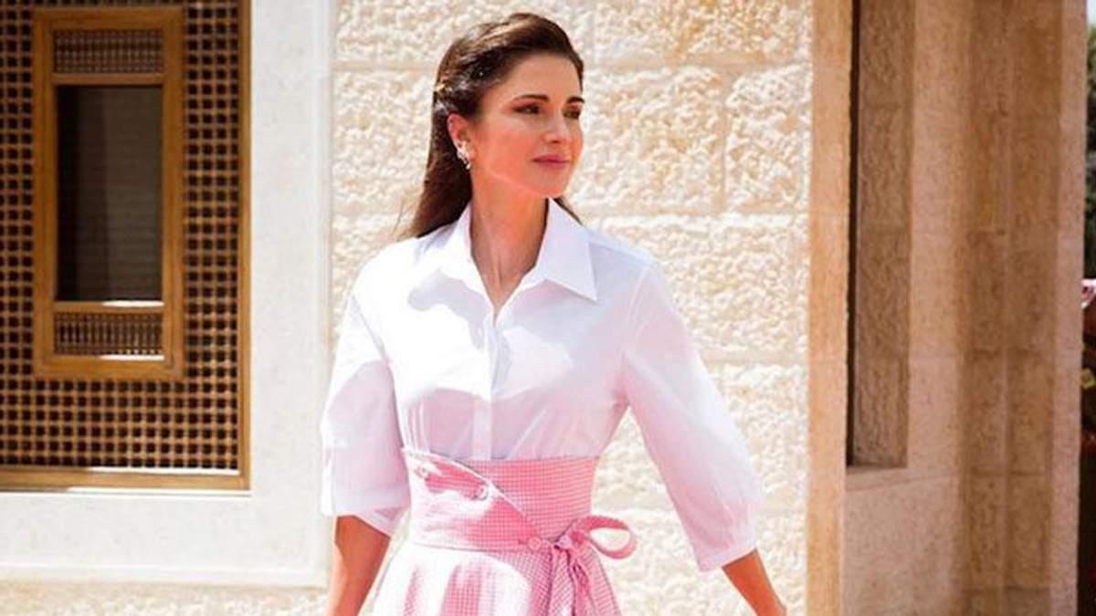 Королева Йорданії здивувала заявою щодо її дорогого гардеробу