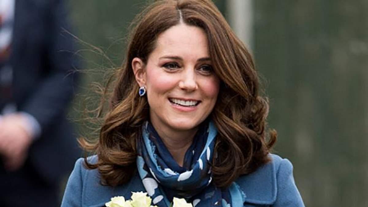 Кенсингтонский дворец объявил о первом выходе Кейт Миддлтон и ее новом патронаже в 2019 году