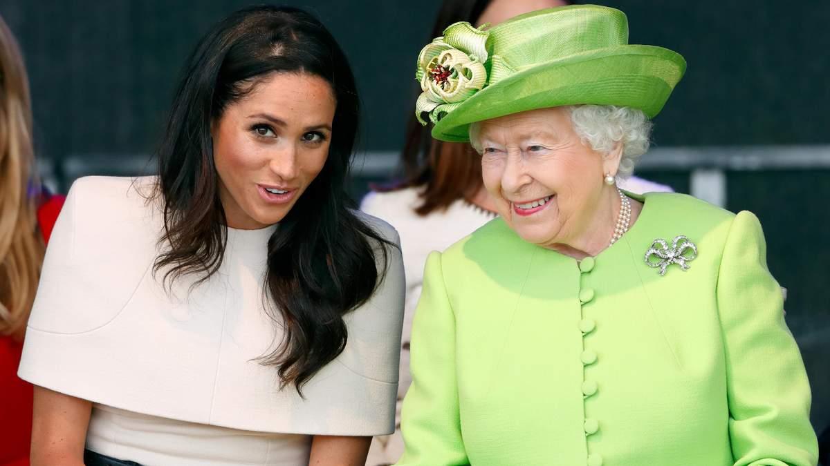 Меган Маркл і принц Гаррі отримають дорогоцінні подарунки від Єлизавети ІІ на новосілля