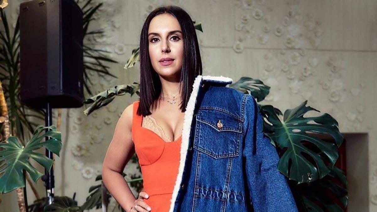 В костюмі українського бренду: Джамала показала результати стильної зйомки у Варшаві