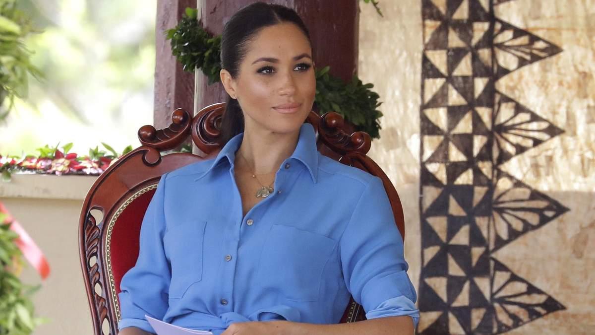 Ображений на Меган Маркл журналіст знову розкритикував герцогиню: деталі