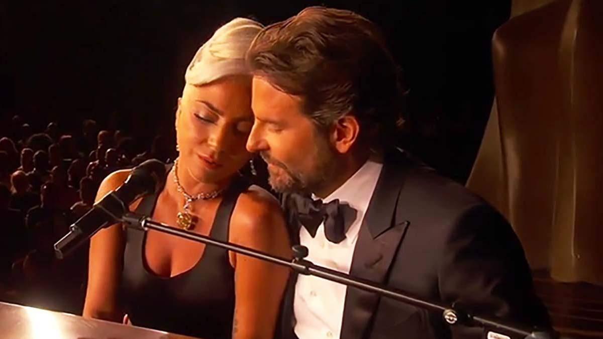 Оскар 2019: Леди Гага и Брэдли Купер - Shallow - видео выступления