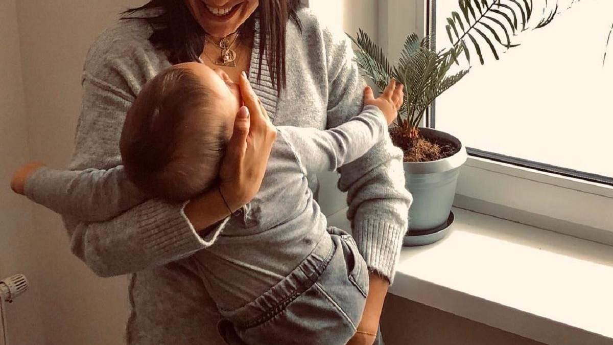 Джамала показала трогательные фото с годовалым сыном