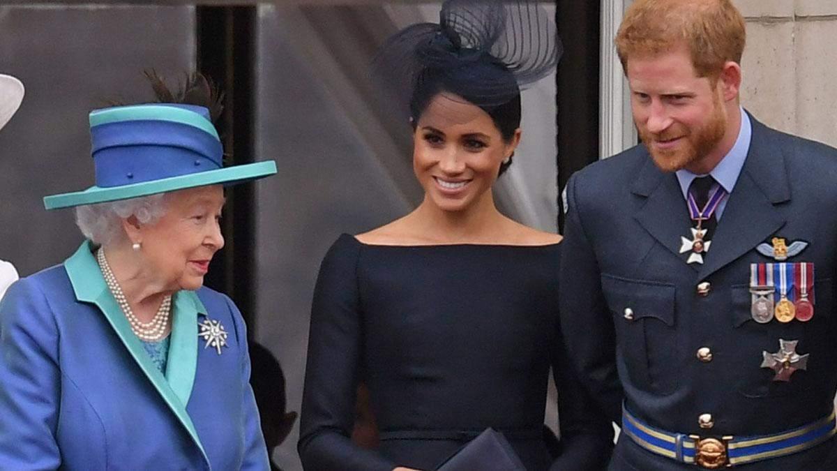 Королева Елизавета II наложила вето на просьбу Меган Маркл: детали