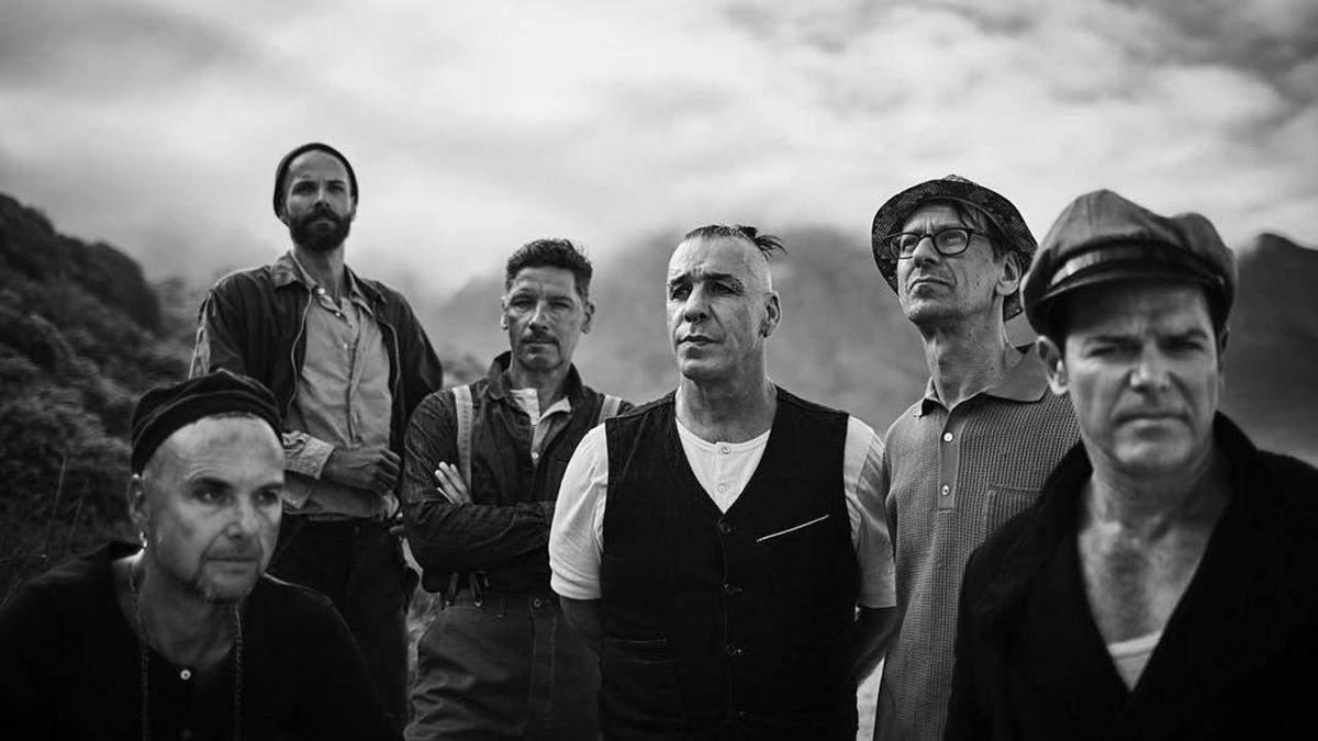 Rammstein - Deutschland - слухати онлайн пісню і відео кліпу