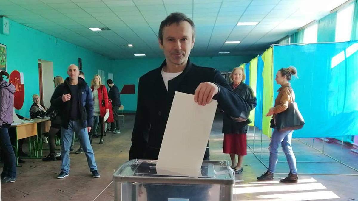 Що потрібно Україні: Святослав Вакарчук прокоментував президентські вибори