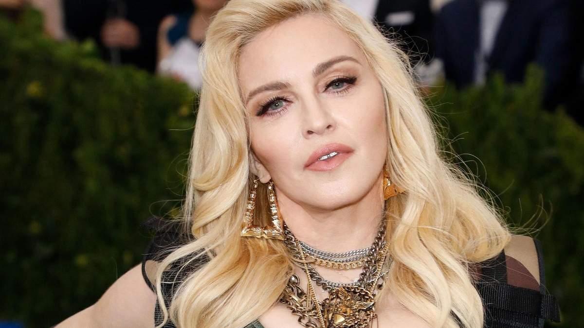 Офіційно: Мадонна заспіває на сцені Євробачення-2019