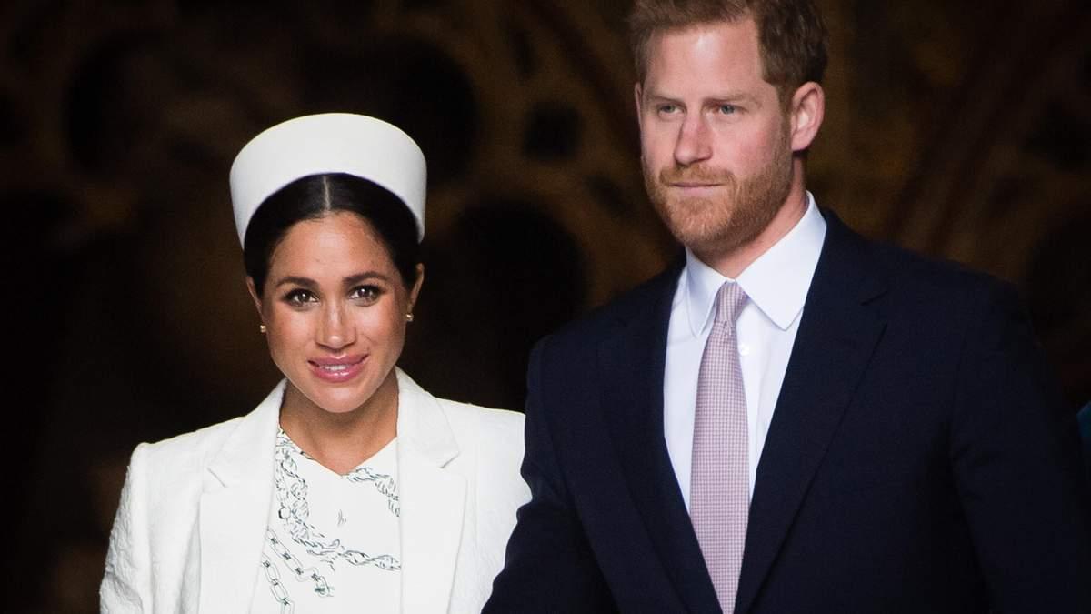 Меган Маркл і принц Гаррі створили сторінку в Instagram: як виглядає перша публікація