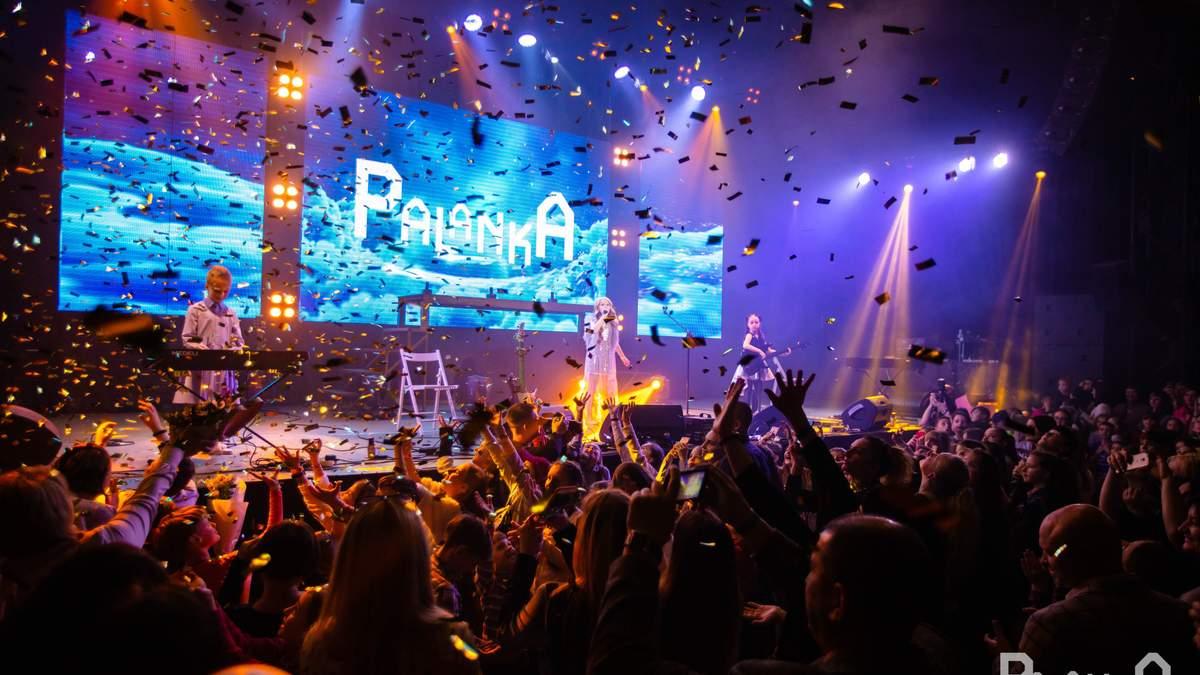 PALANKA: як маленькі зірки запалили публіку на концерті у Львові