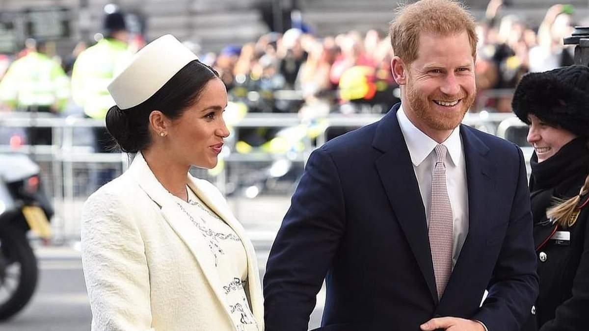 Первісток принца Гаррі і Меган Маркл не отримає королівського титулу: деталі