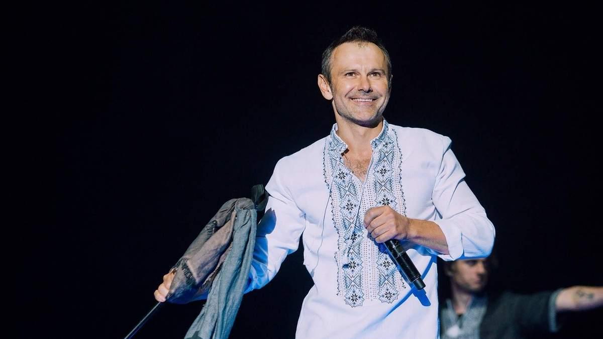 Вакарчук закликав українців одягнути вишиванки у день виборів