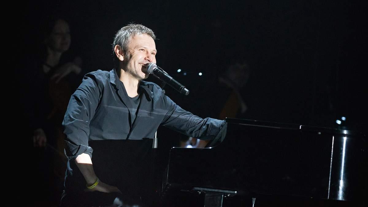 Океан не мовчить: Святослав Вакарчук запропонував влаштувати незвичний концерт на ВДНГ