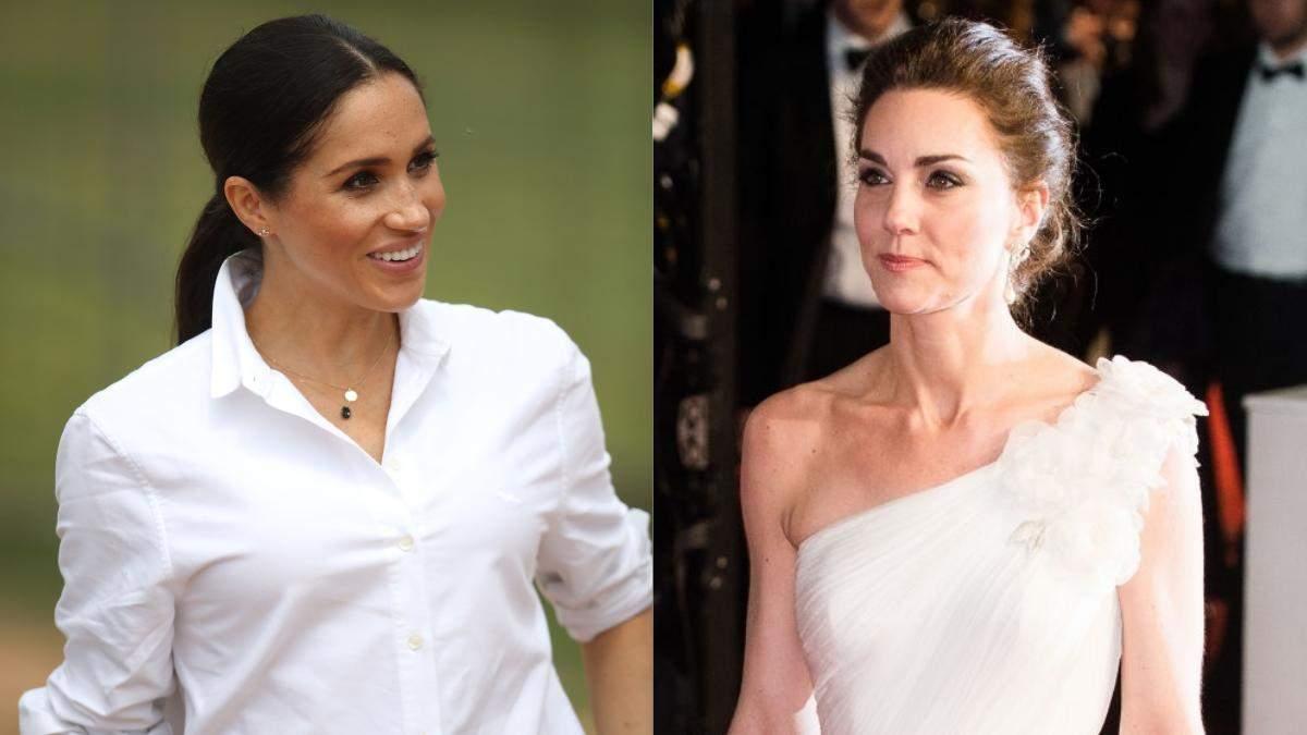 Фанати запідозрили вороже ставлення сім'ї принца Вільяма до Меган Маркл: фотодоказ