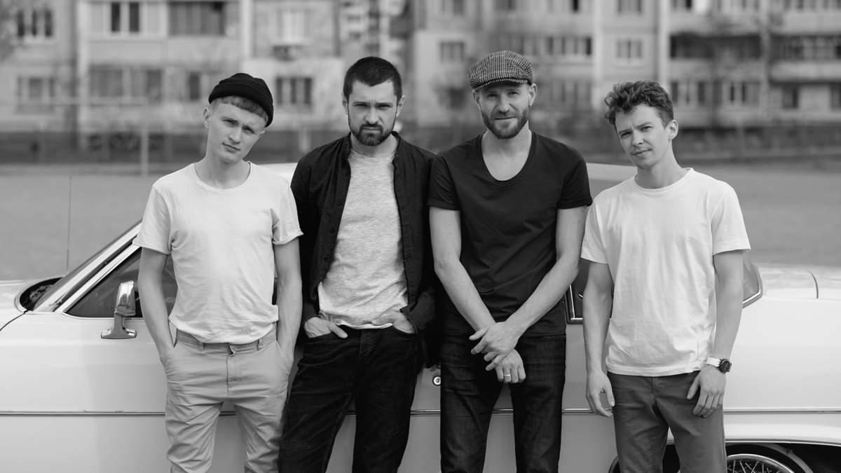 Гурт BAHROMA  зіграє сольний концерт у Києві: подробиці