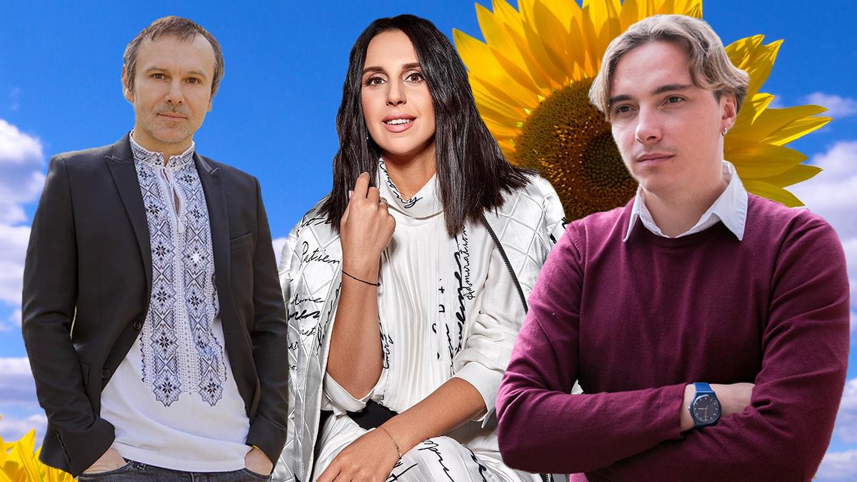 """Джамала, учасниця """"Холостяк-9"""", Вакарчук та інші: як зірки реагують на закон про мову"""