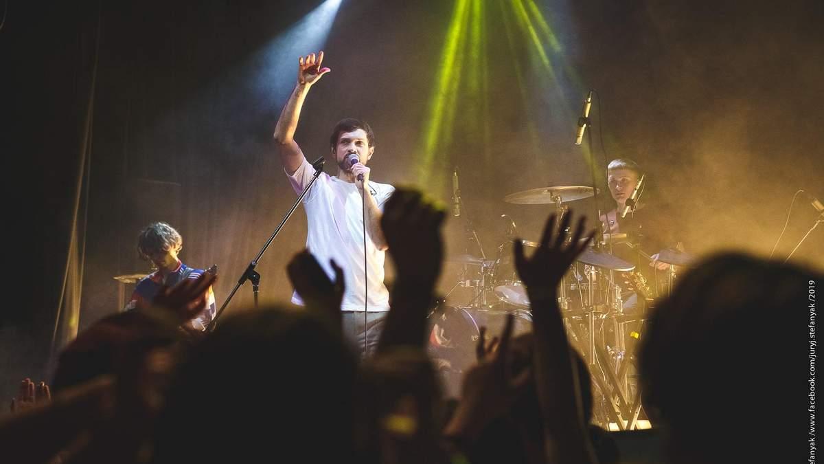 Группа BAHROMA сыграла сольный концерт в Киеве: яркие фото