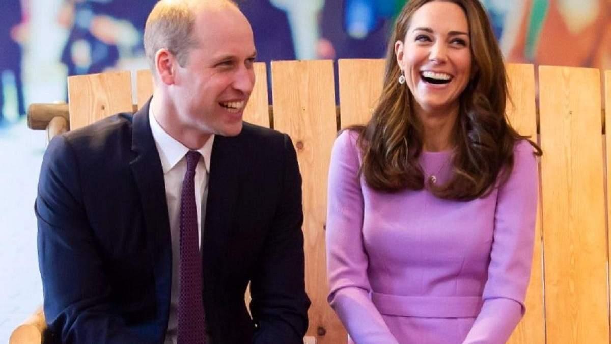 Коли народить Меган Маркл: принц Вільям пожартував, що не має жодного уявлення