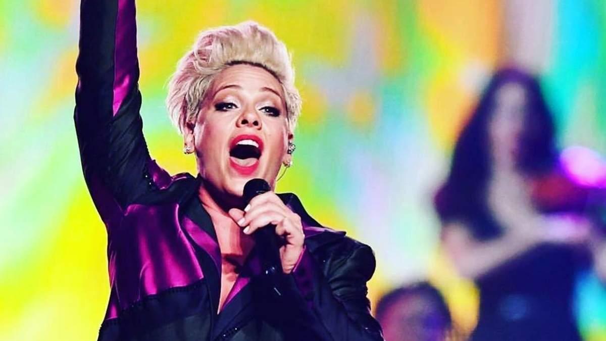 Співачка Pink розповіла про свій перший викидень, який стався у 17 років: деталі