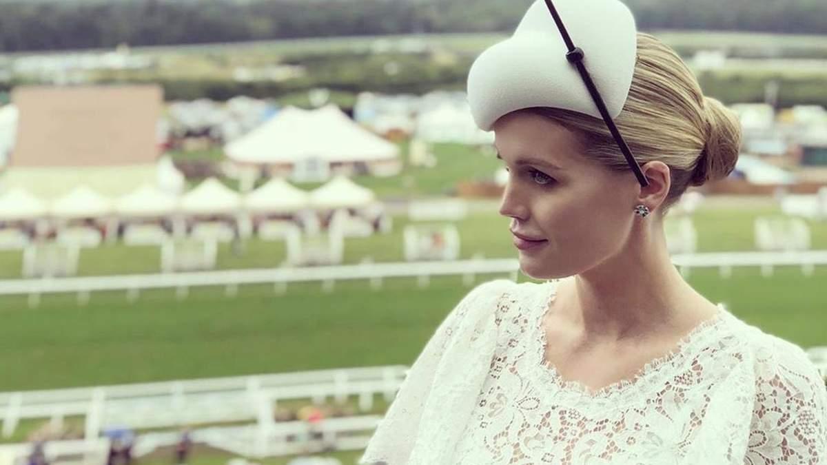 Племянница Леди Ди Китти Спенсер засветила элегантный образ на королевских скачках: фото