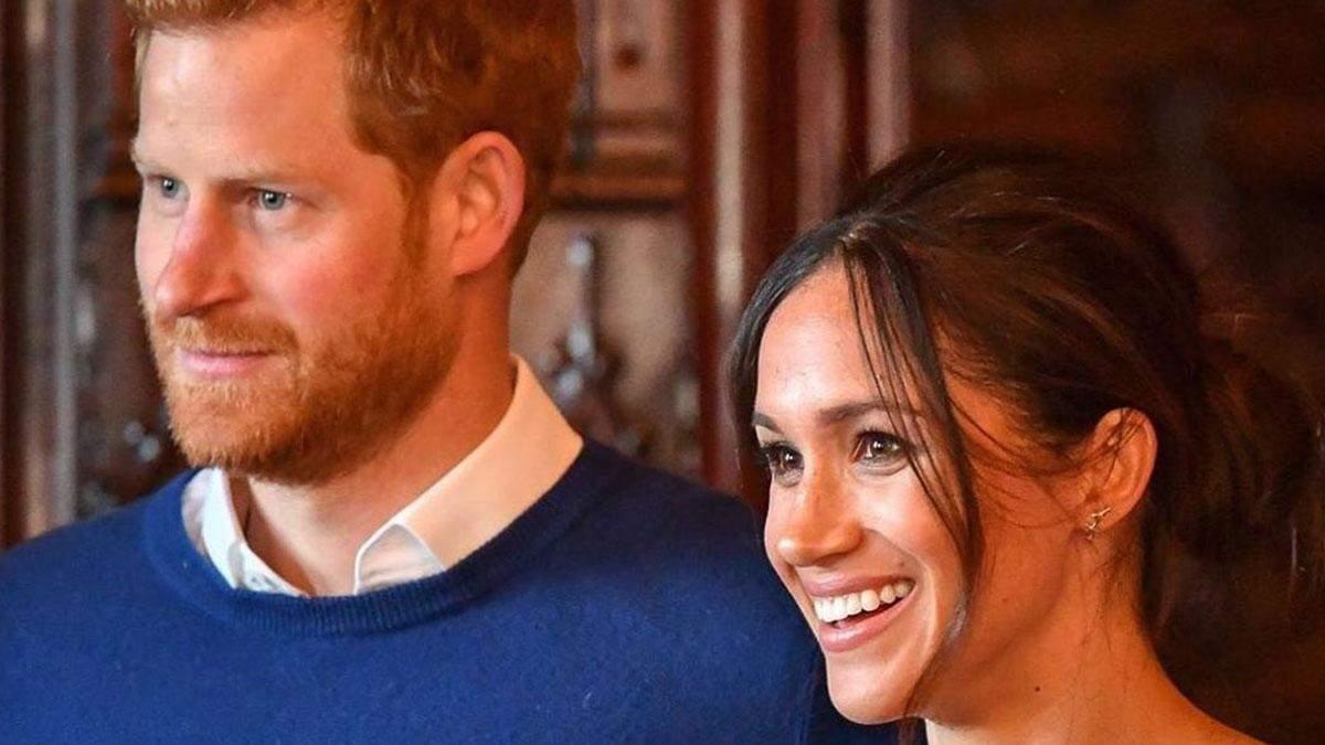 Принц Гаррі та Меган Маркл розчарували Єлизавету ІІ