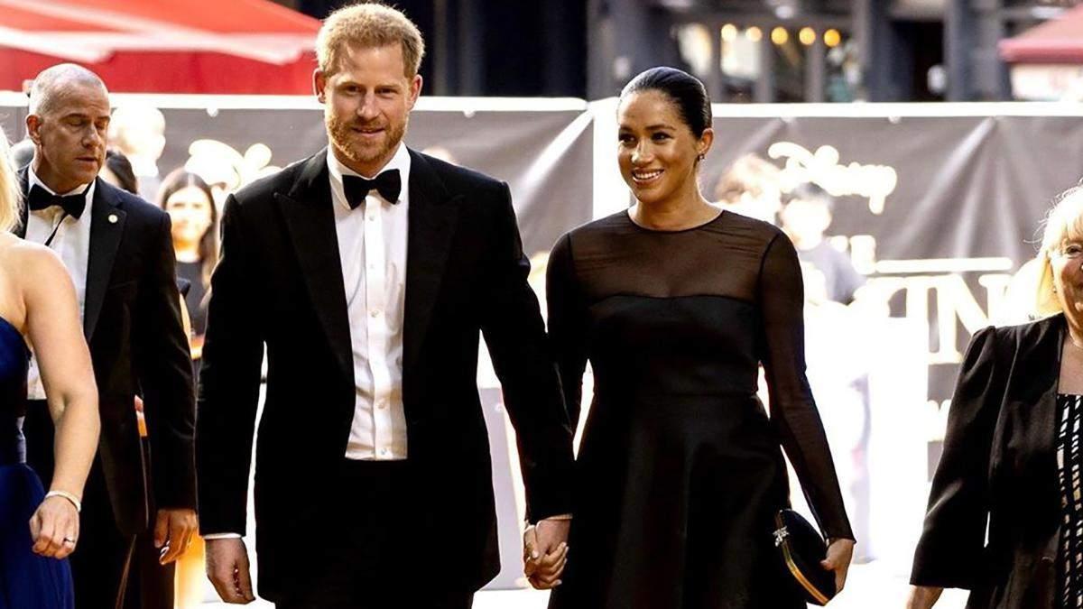 Принц Гаррі  та Меган Маркл оприлюднили деталі їхнього туру в Африку