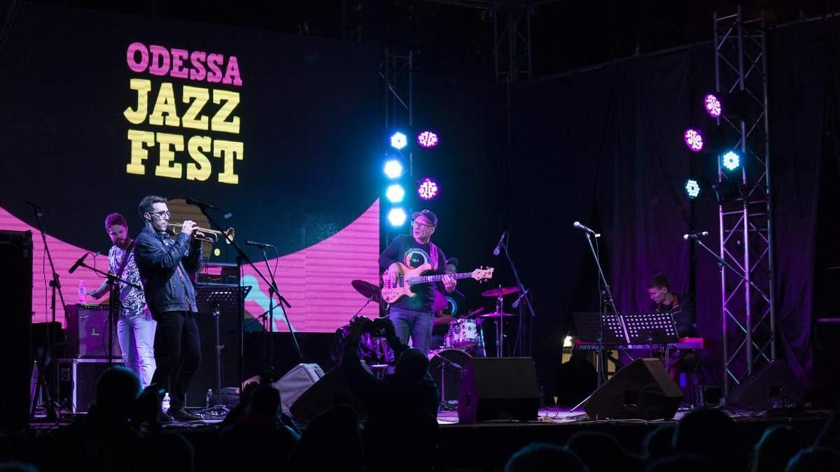 Odessa Jazz Fest 2019 − напої свята від партнера KOKTEBEL
