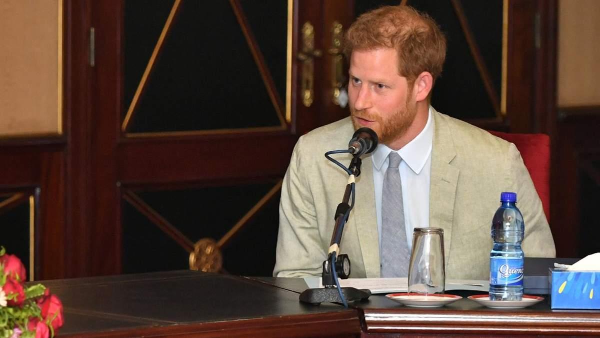 Принц Гарри подал в суд на издание, которое опубликовало частное письмо Меган Маркл: детали