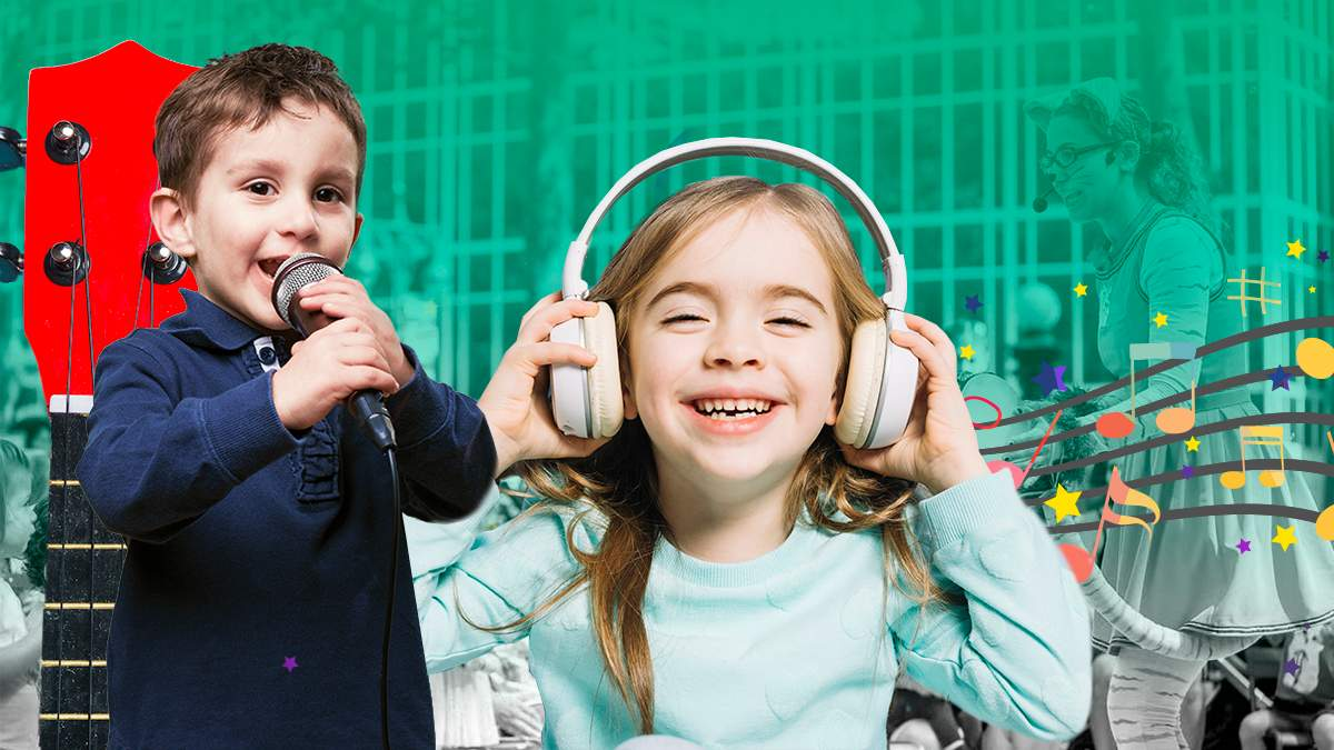 Аутизм у дітей і музична терапія - роль музики при аутизмі