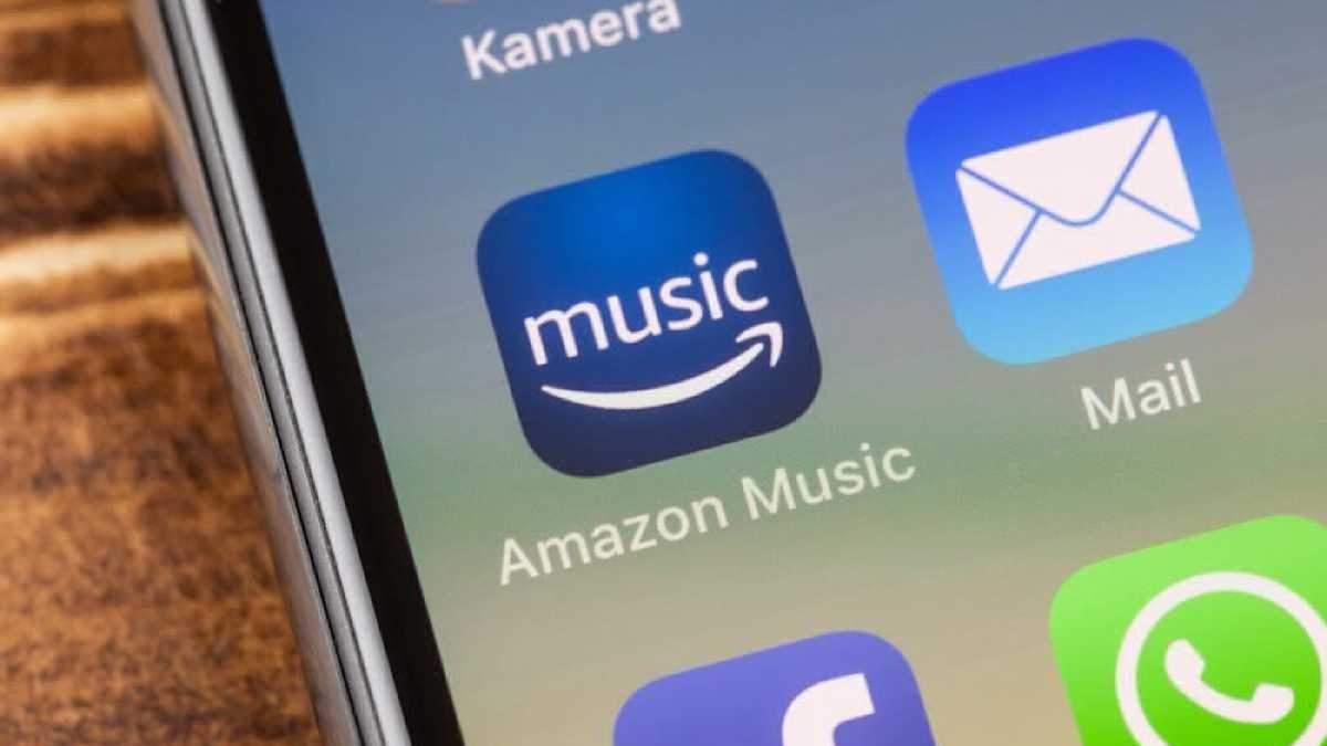 Amazon Music: Безос запустив безкоштовний сайт для прослуховування музики