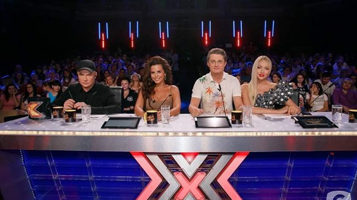 Х-фактор 10 сезон: категории судей и список участников, попавших в прямые эфиры