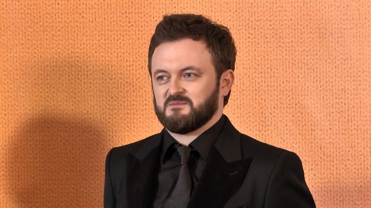 Співак Михайло Хома