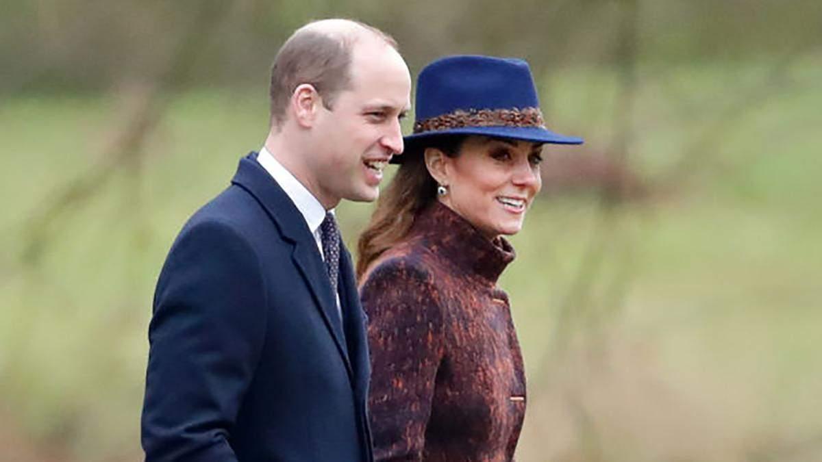 Первый публичный выход Кейт Миддлтон в 2020 году: что надела герцогиня