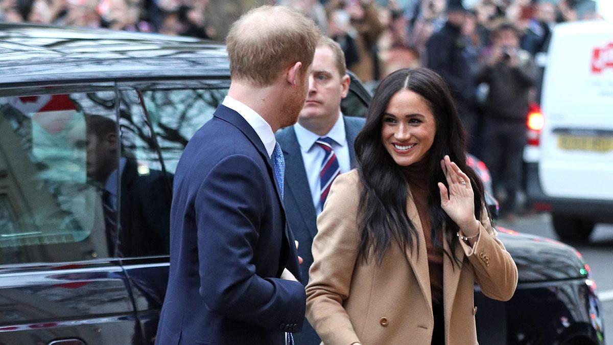 На фоне скандала принц Гарри и Меган Маркл показали результаты своей работы