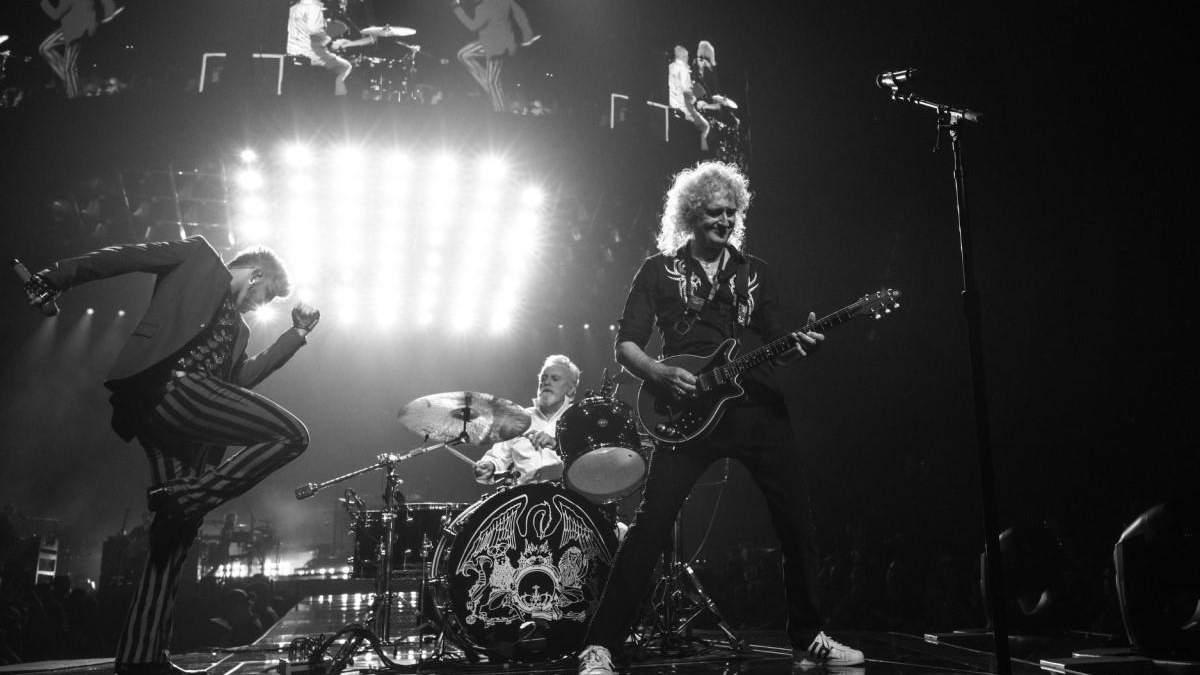 Гурт Queen та Адам Ламберт