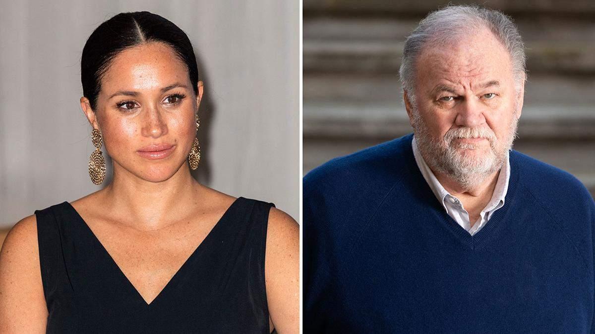 Батько Меган Маркл погодився виступити проти герцогині у суді, – ЗМІ